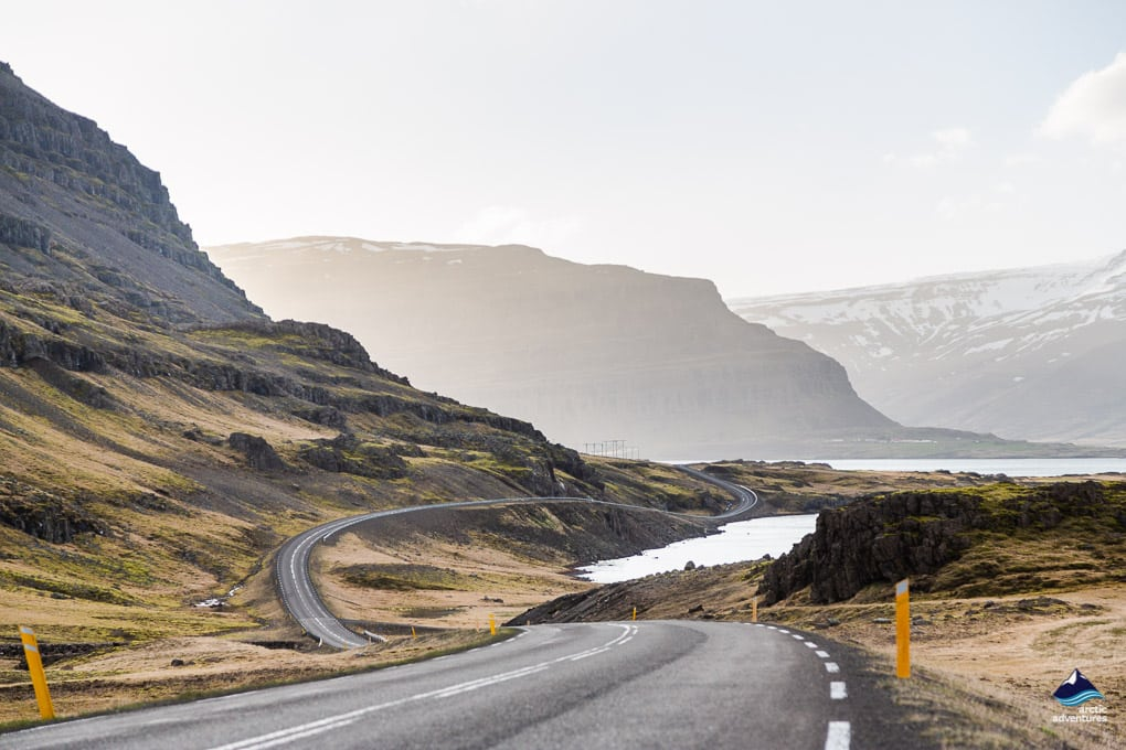 Iceland Eastfjords ring road