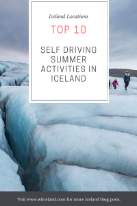 Top 10 Self Driving Summer Tours