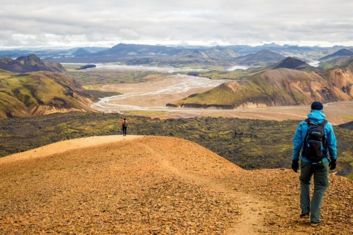 Landmannalaugar Hiking Tour