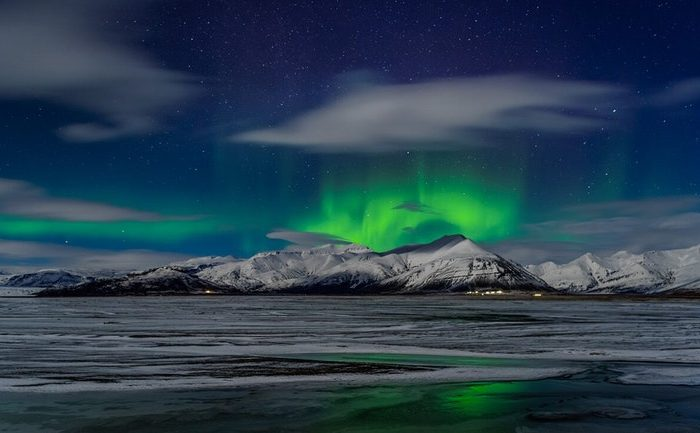 Secret Lagoon & Northern Lights